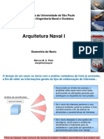 ArqNav - Geometria Do Navio