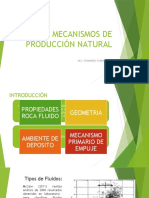 MECANISMOS DE PRODUCCION NATURAL