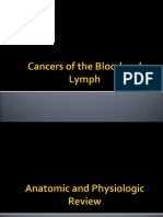 Cancers of the Blood and Lymph