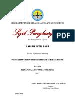 Templet sijil