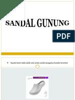 sandal DOKTER'