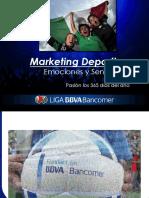 Marketing Deportivo Conferencia