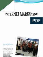 Ahli pemasaran online