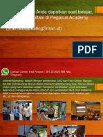 Pembicara Seminar Internasional Contact Center/ Fast Respon