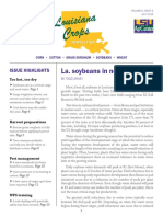 Louisiana Crops Newsletter July 2018
