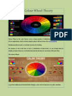 Explore the Colour Wheel Theory