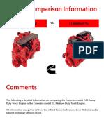 ISM vs ISL Comparison