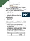 ESPECIFICACIONES TECNICAS_ARQUITECTURA