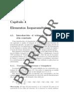 Capitulo4 - Elementos Isoparamétricos