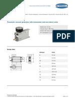 Catalog vacuum unit cua hang SCHMALZ