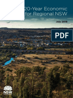 A 20-Year Economic Vision for Regional NSW - July 2018