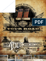 2011 Motorcycles Brochure