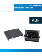 98 137261 c User Manual Sailor 6390 Navtex Receiver Public