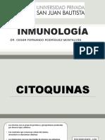 3. Inmunología Citocinas y Complemento
