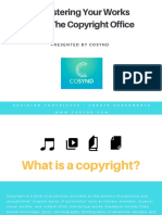 Registering Your Copyrights + Understanding Your Rights