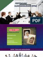 7. Rapat Tinjauan Manajemen Revisi 17 Maret 2018