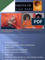 Life & Missions of Sri Sathya Sai  Baba (1).pptx