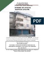 Avaluo Edificio Avajor Definitivo