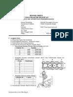 Soal UKK TKR Praktek2014 2015 Over Haul Engine
