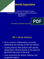 Hidradenitis Supurativa