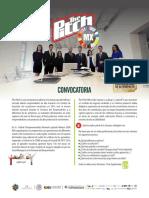 Convocatoria the Pitch MX a Detalle