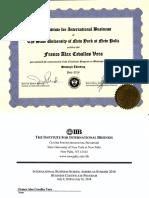 20180726 Certificate Program in Strategic Thinking - State University of New York at New Paltz - Cevallos Vera Franco Alex
