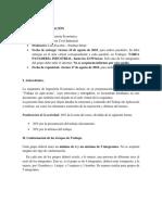 Consumo de Pan Diario