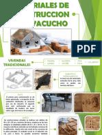 Materiales y Estrategias - Ayacucho