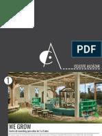 PORTAFOLIO Arquitectónico Interior I
