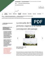 La Escuela de Humboldt_ Los Pintores Viajeros y La Nueva Concepción Del Paisaje _ La Red Cultural Del Banco de La República