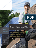 Solar Rooftop DIY - The Homeowner's Guide to Installing Your Own Photovoltaic Energy System