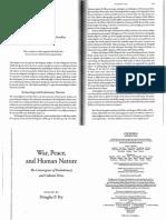 Pinker's List - Exaggerating Prehistoric War Mortality (2013)