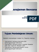 1. Bencana dan Manajemen Bencana (baca).pdf