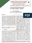 Pterocarpus Marsupium Importance in Various Activities - A Review