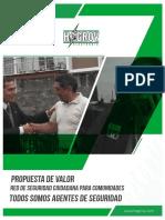 Propuesta de Valor (Seguridad Ciudadana) Final
