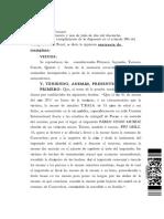 Sentencia Corte de Apelaciones Temuco Ossio