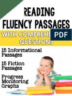 Fluency Passages P1