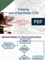 tableofspecificationpreparation-170812124918