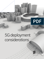 5g Deployment Considerations