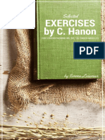 POSITION CHANGE. PHRASING. Selected Hanon Exercises.pdf