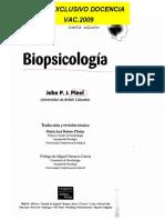 Biopsicologia Pinel 6ta Edicion