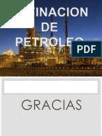 Refinacion de Petroleo