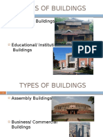 03 Types of Building and Material Properties & Loads