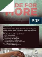 Recipe for Noble Service