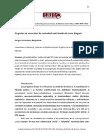 Sergio Fernández Riquelme - Ni poder ni coacción. La sociedad sin Estado de Leon Duguit.