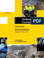 CourseOutline MINE3430 S1 2016