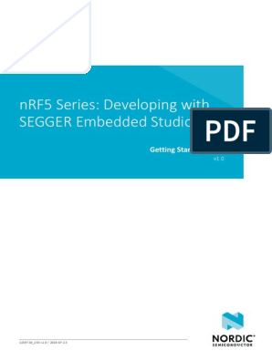 Getting Started Ses | Integrated Development Environment