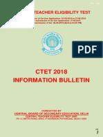 CTET Bulletin