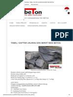 TMYBeton_ TABEL _ DAFTAR UKURAN DAN BERAT BESI BETON.pdf