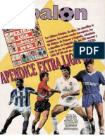 Don Balon Apéndice Extra 1989-1990